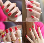velvet nails flocking cashmere
