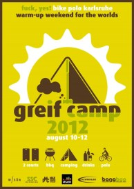 GM Camp 2012 Designed by Steffen Mackert