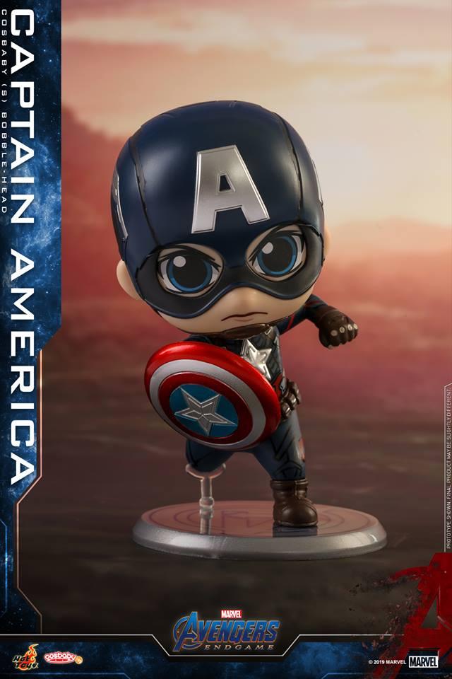 Avengers Endgame Iron Man and Thanos Hot Toys Revealed
