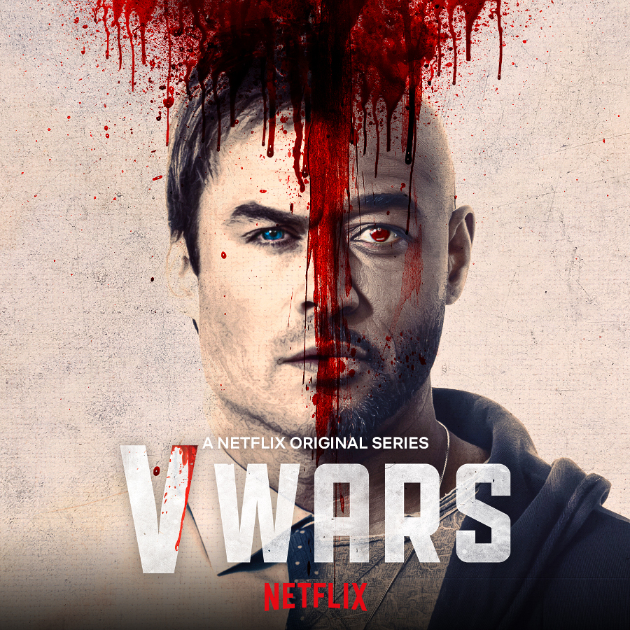 Image result for v wars netflix poster