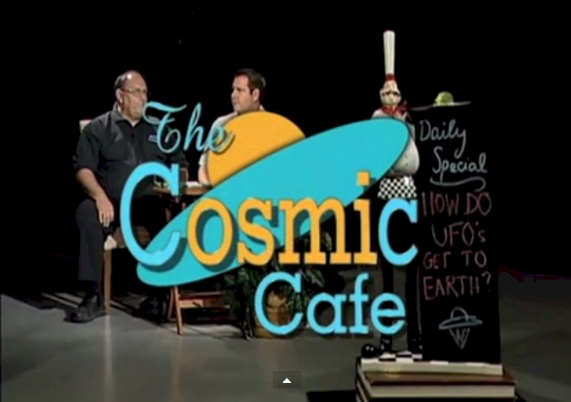 Cosmic Cafe Hours