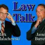 James Barrett - Law Talk