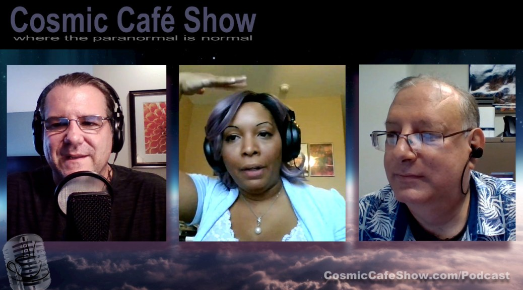 Vidcast with Eric, A'ja & Mike
