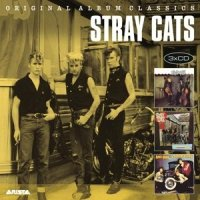 STRAY CATS: Hot Rods, Harleys and Hormones...