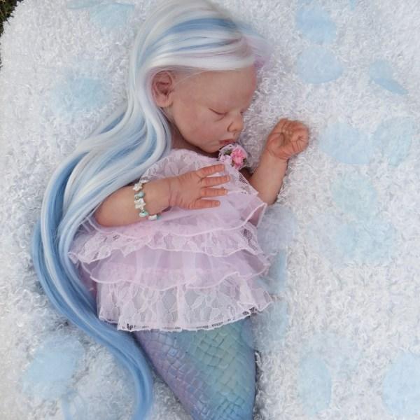 Mermaid Reborn Babies Dolls