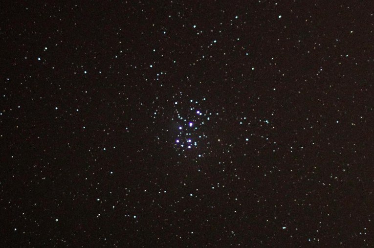 2012-12-08 Pleiades M45 in Taurus