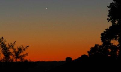 2013-05-26: Jupiter, Venus, Mercury.