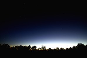2013-08-31: Venus & Southern Cross.