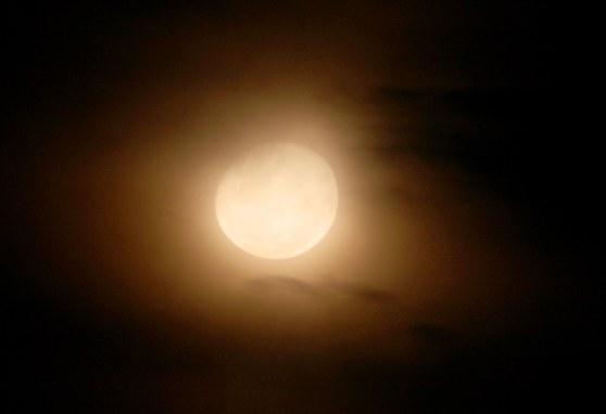 2013-10-21: Bushfire Moon