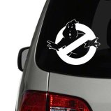 ghostbusters vinyl decal