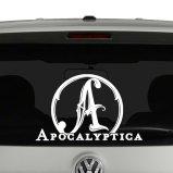 Apocalyptica Log Vinyl Decal