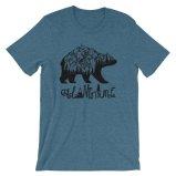 Mountain Bear Outdoor Adventure Wanderlust T-Shirt