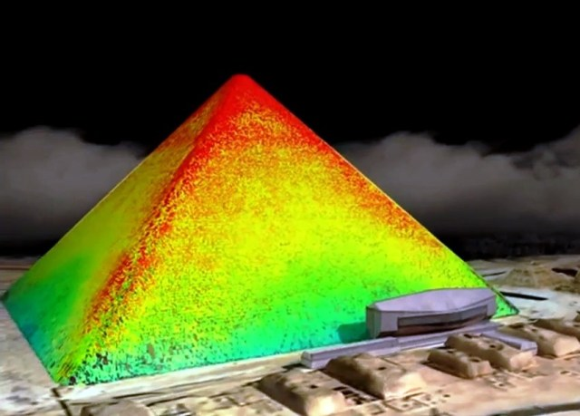 Image: Pyramid scan