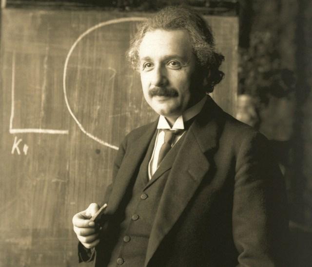Image: Albert Einstein