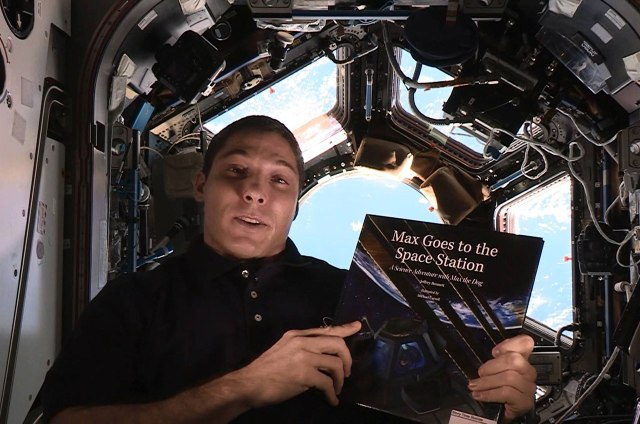 Image: Story Time From Space