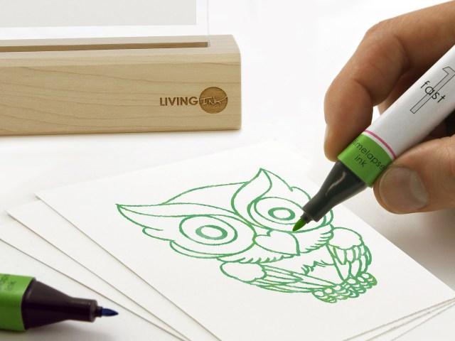 Image: Living Ink pen