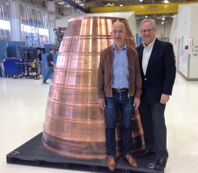 Image: Bezos and Boyle