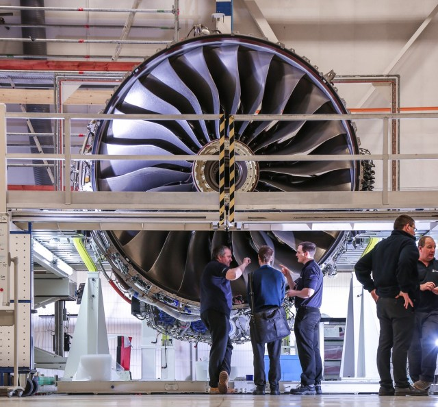 Image: Jet engine