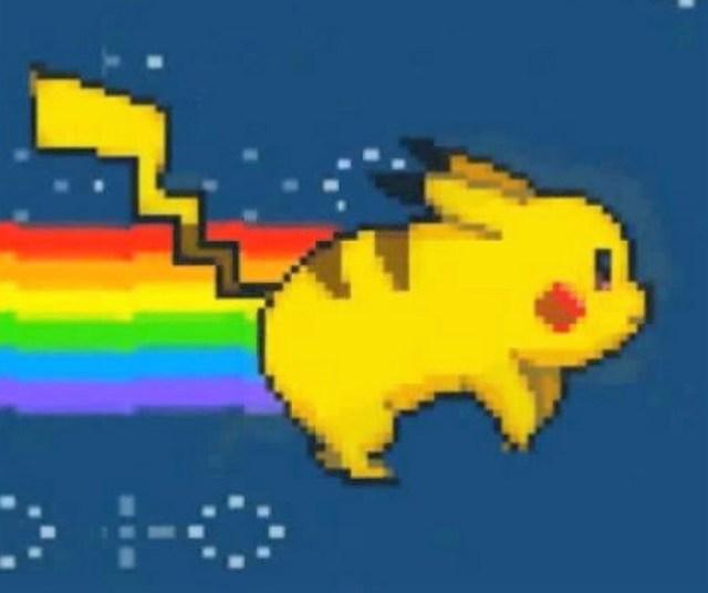 Image: Pikachu in Pokemon