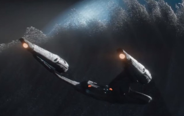 Image: Star Trek starship