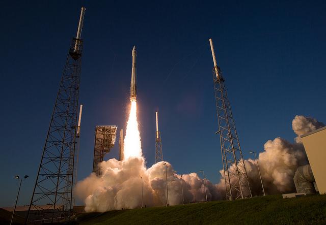 Image: OSIRIS-REx launch