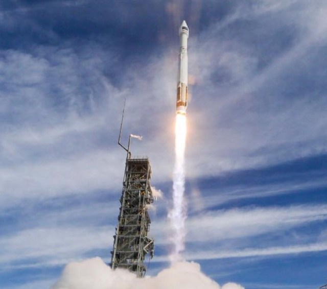 WorldView-4 launch