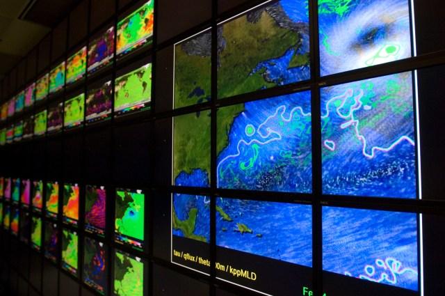 NASA cloud applications