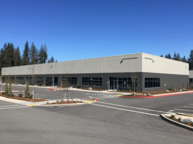 SpaceX Redmond facility
