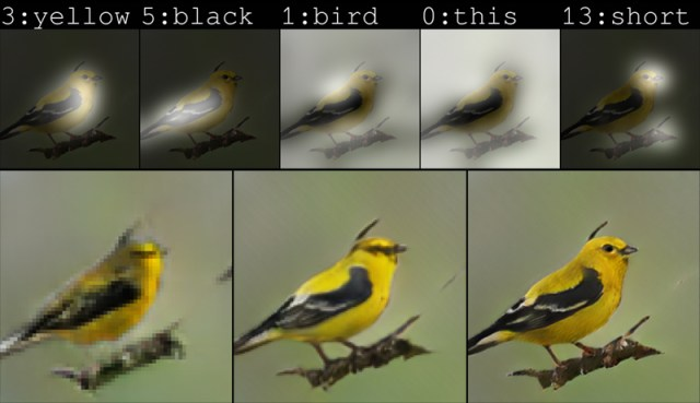 Bird drawn by AI