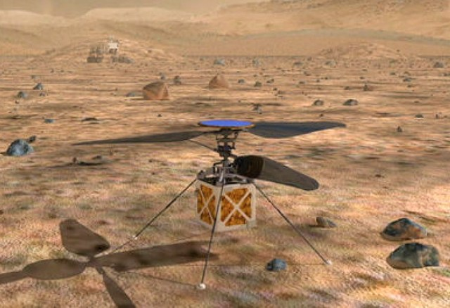 Mars Helicopter