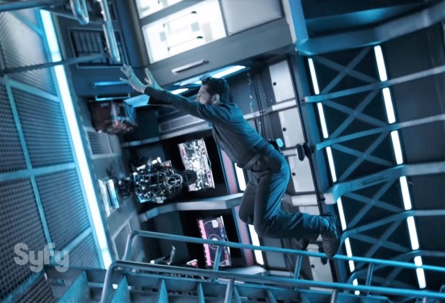 Scene from 'The Expanse'