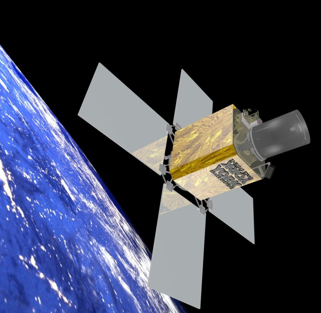York satellite