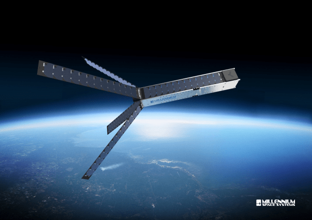 Altair satellite