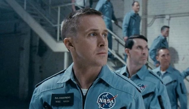 "Ryan Gosling in ""First Man"""