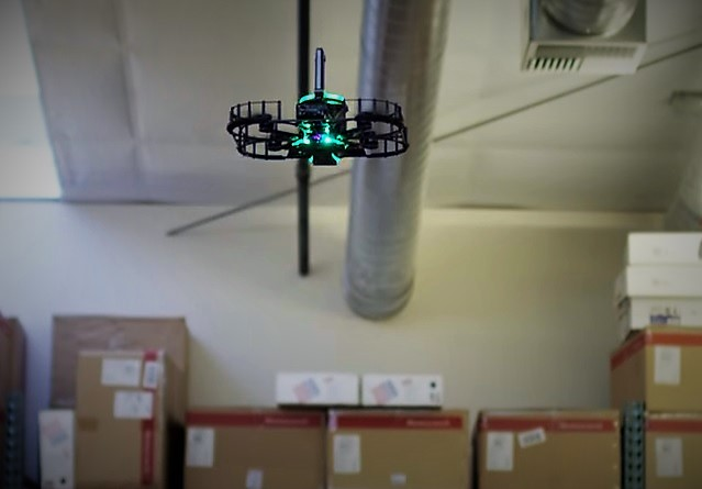 Vtrus drone