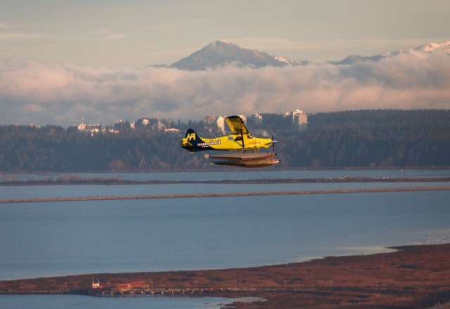 Harbour Air's electric seaplane