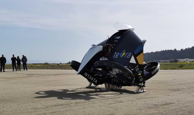 TeTra aerial vehicle