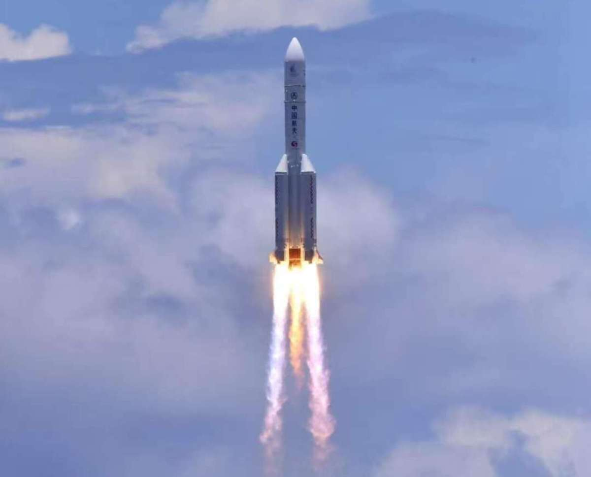 Tianwen-1 launch
