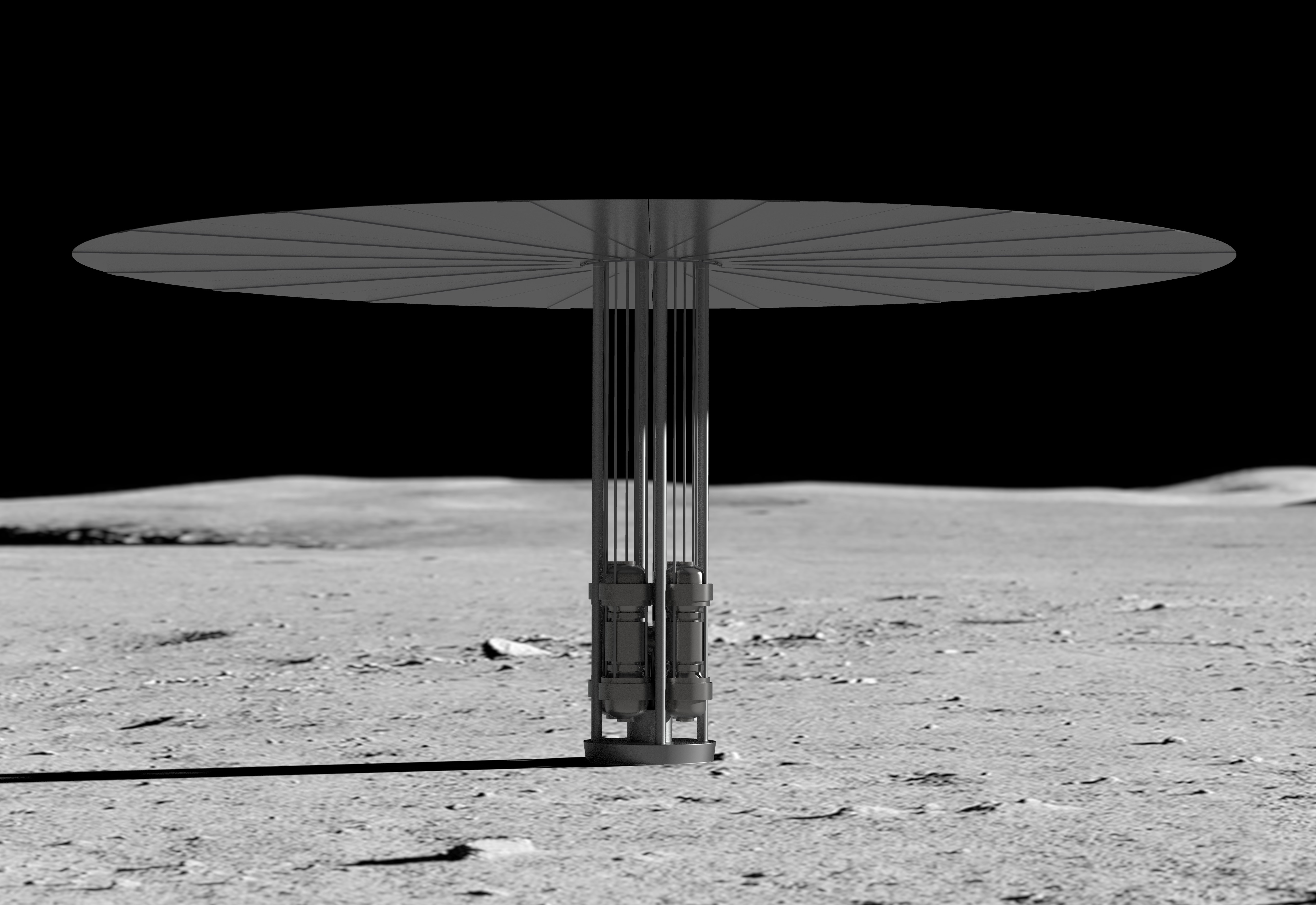 Nuclear power on the moon? It could happen by 2028