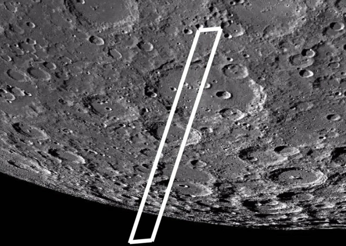 Clavius Crater