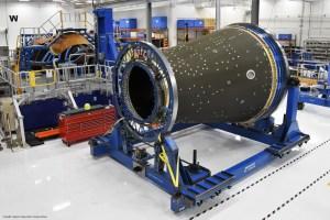 Shooting Star cargo module