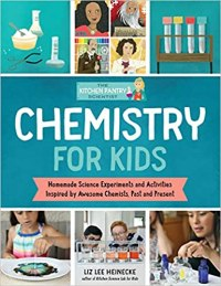Chemistry for Kids book cover