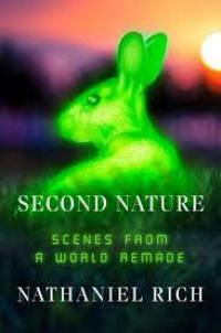 """Second Nature"" book cover"
