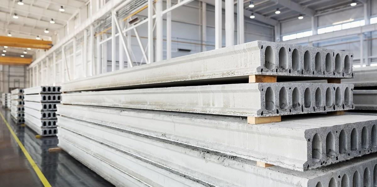 CarbonBuilt concrete