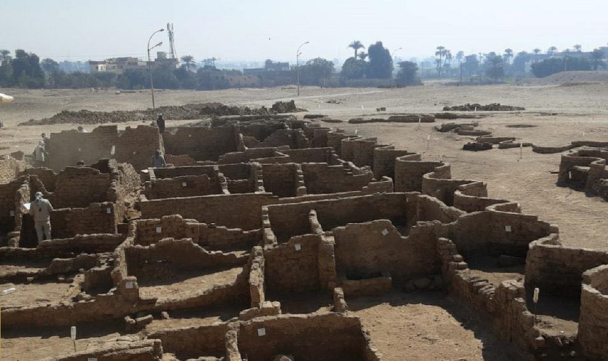 Lost City of Aten