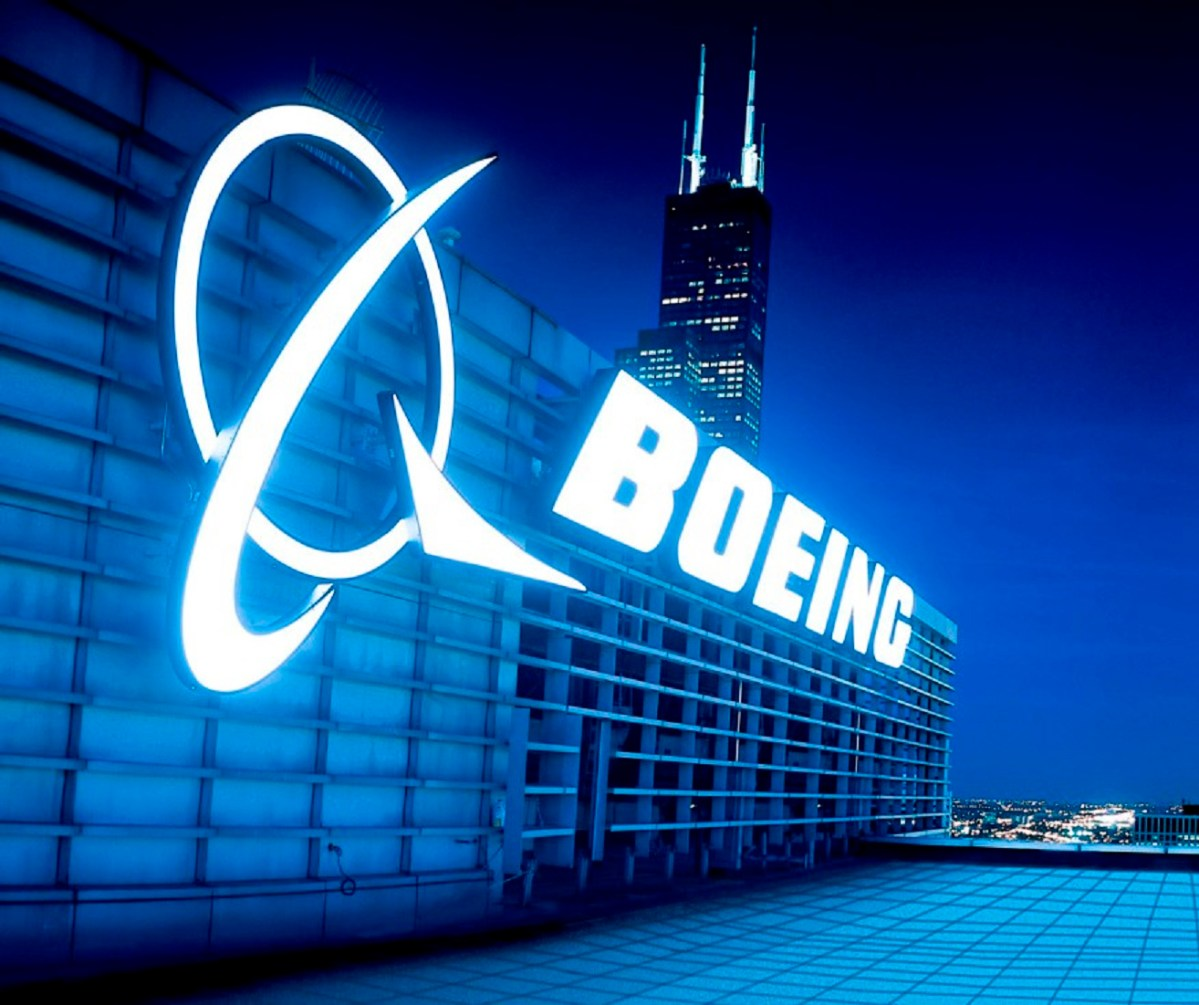Boeing offices in Chicago