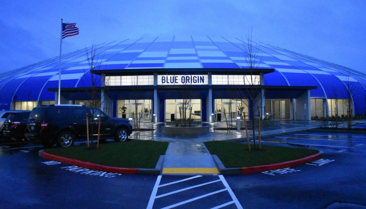 Blue Origin HQ