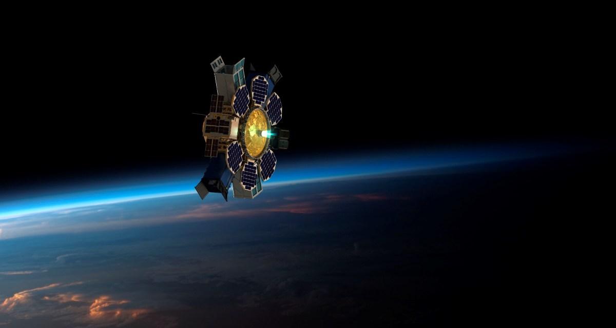 Sherpa-LTE1 in orbit
