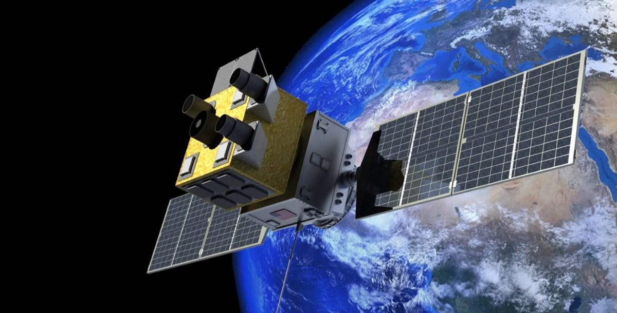 Xcraft in orbit
