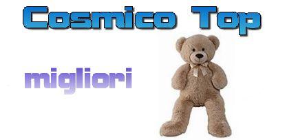 dedae98aa1 I 10 migliori peluche dell'orsacchiotto Teddy Bear su Amazon | Cosmico -  Migliori, recensioni e opinioni